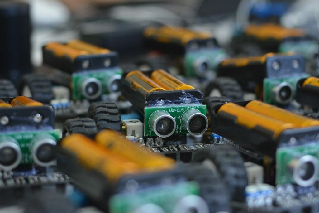 Framtidens batterier — för en bättre miljö. Professor Kristina Edström